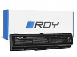 RDY Baterie PA3534U-1BRS pro Toshiba Satellite A200 A205 A300 A300D A350 A500 A505 L200 L300 L300D L305 L450 L500