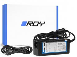 Napájecí zdroj / nabíječka RDY 18,5 V 3,5 A 65 W pro HP 250 G1 255 G1 ProBook 450 G2 455 G2 Compaq Presario CQ56 CQ57