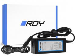 Napájecí zdroj / nabíječka RDY 19V 3,42A 65 W pro Toshiba Satellite C55 C660 C850 C855 C870 L650 L650D L655 L750 L750
