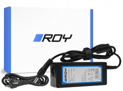 Netzteil / Ladegerät RDY 65W 19V 3.42A für Toshiba Satellite C55 C660 C850 C855 C870 L650 L650D L655 L750 L750D L755