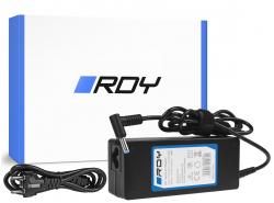 Zdroj napájení / nabíječka RDY 19,5 V 4,62 A 90 W pro HP 250 G2 ProBook 650 G2 G3 Pavilion 15-N 15-N025SW 15-N065SW 1