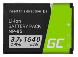 Green Cell ® NP-E3 NPE3 für Canon EOS-1D Mark II, Canon EOS-1Ds Mark II 12V 1800mAh