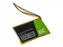 Green Cell Akku GO2/MLP284154 PA-JBL21 für Lautsprecher JBL Go 2 / Go 2H, 3.7V 730mAh