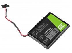 Akku Green Cell CS-MIV400SL T300-3,Batterie für GPS Moov 500 510 560 580 N210, Li-Ion zellen 750mAh 3.7V