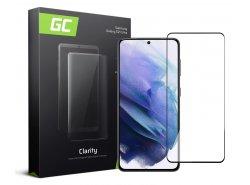Schutzglas für Samsung Galaxy S21 Ultra GC Clarity Panzerglas Schutzfolien Displayschutz 9H Härte
