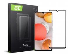 Schutzglas für Samsung Galaxy A42 GC Clarity Panzerglas Schutzfolien Displayschutz 9H Härte