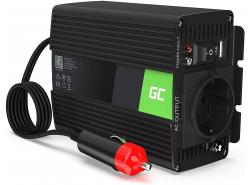 Green Cell® Wechselrichter Spannungswandler 24V auf 230V 150W/300W Reiner sinus