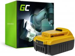 Akku Green Cell ® für DeWalt DCB140 DCB141 DCB142 DCB140-XJ DCB141-XJ 14.4V 3Ah