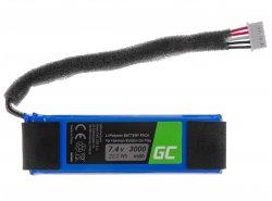 Green Cell Akku CP-HK06 GSP1029102 01 für Lautsprecher Harman Kardon GO+ Play Mini, 3.7V 3000mAh