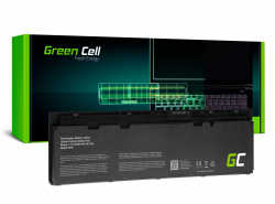 Green Cell Laptop Akku WD52H GVD76 für Dell Latitude E7240 E7250