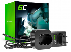 Green Cell ® Werkzeug Akku-Ladegerät 21V für Ryobi 18V Li-Ion ONE+ RB18L15 RB18L25 RB18L50