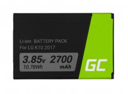 Green Cell BL-46G1F Akku für LG K10 2017
