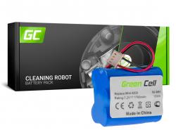 Green Cell® Batterie Akku (1.6Ah 7.2V) 4408927 für iRobot Braava / Mint 320 321 4200 4205