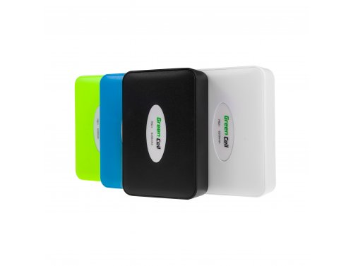Power Bank Green Cell 6600mAh