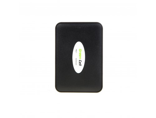 Green Cell ® Powerbank 6200mAh
