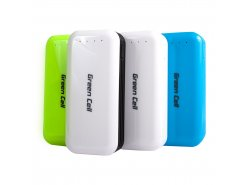 Power Bank Green Cell ® 5200mAh