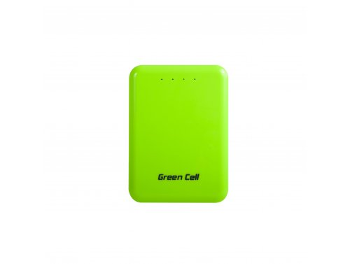 Power Bank Green Cell ® 8200mAh