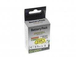 Green Cell ® Akku für Canon EOS 5D 10D 20D 30D 40D 50D 7.4V