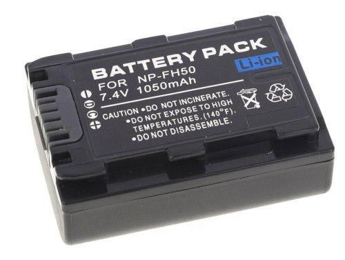 Green Cell ® Akku für Sony DCR-HC45 DCR-SR300E DCR-SR70 DCR-SX50E