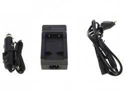 Green Cell ® Kamera Akku-Ladegerät EN-EL10 für Nikon S60 S80 S200 S210 S220 S500 S520 S3000