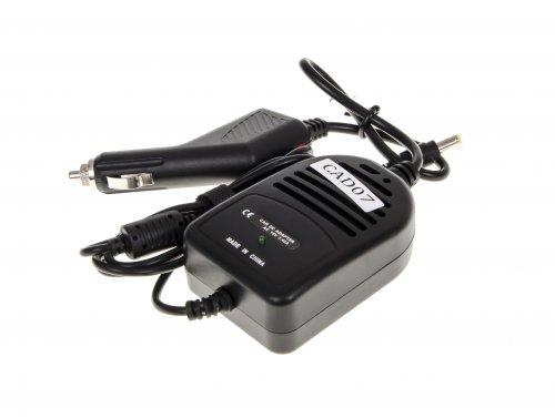 Napájecí adaptér do auta / nabíječka notebooku Green Cell Cell® Acer Aspire 1640 4735 5735 6930 7740 Aspire One 19V 3,42A