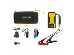 Green Cell ® Auto-start nabíječka CAR JUMP Starter a Power Bank 11100mAh