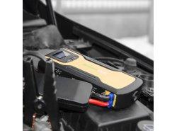 Green Cell ® Auto Starthilfe Akku Ladegerät CAR JUMP STARTER und Power Bank 11100mAh