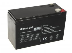 Green Cell ® Gel Batterie AGM 12V 7Ah