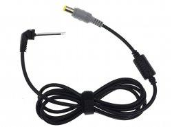Green Cell ® Kabel zum Ladegerät zu Lenovo 7.7 mm - 5.5 mm Pin