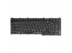 Green Cell ® Tastatur für Laptop Toshiba Satellite A500 A500D A505 L350 L355 L500 L505 L505D L550 L555 P205 P300 P500 QWERTZ DE