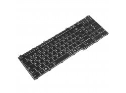 Green Cell ® Tastatur für Laptop Toshiba Satellite A500 A500D A505 L350 L355 L355D L500 L505 L505D L550 L555 P205 P300 P500