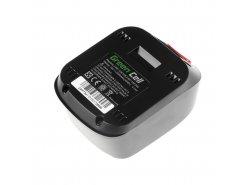 Green Cell ® Akkuwerkzeug für Bosch PSB PSR PST 18 LI-2 18V 2.5Ah