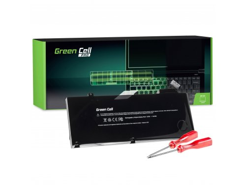 Green Cell ® Akku PRO A1322 für Apple MacBook Pro 13 A1278 (Mid 2009, Mid 2010, Early 2011, Late 2011, Mid 2012)