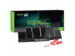 Green Cell PRO Laptop Akku A1417 für Apple MacBook Pro 15 A1398 (Mid 2012, Early 2013)