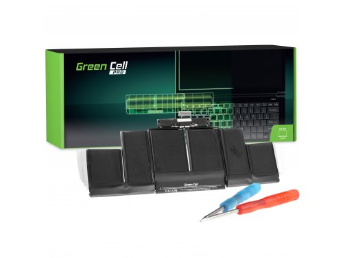 Green Cell PRO Laptop Akku A1494 für Apple MacBook Pro 15 A1398 (Late 2013, Mid 2014)