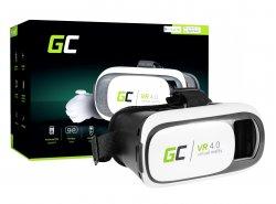 Brille VR Green Cell ® 3D virtuální realita Brille + Pilot