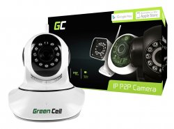 Kamera IP Green Cell CM25 intern WI-FI HD 720P ONVIF