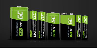 Battery D HR20 R20
