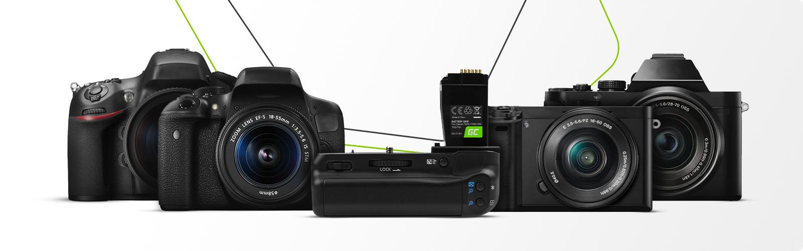 Sony BG-E18
